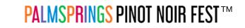 Palm Springs Pinot Noir Festival Logo